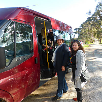 Clare Valley Taxis and Clare Valley Grape Express