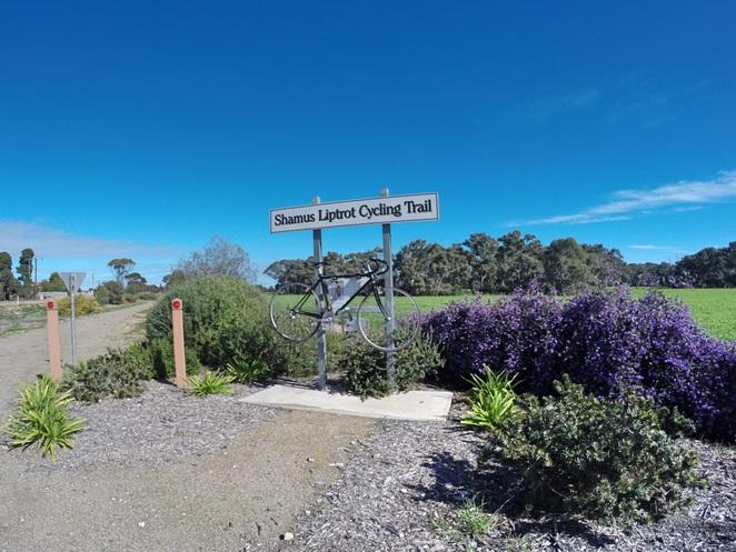 Shamus Liptrop Trail