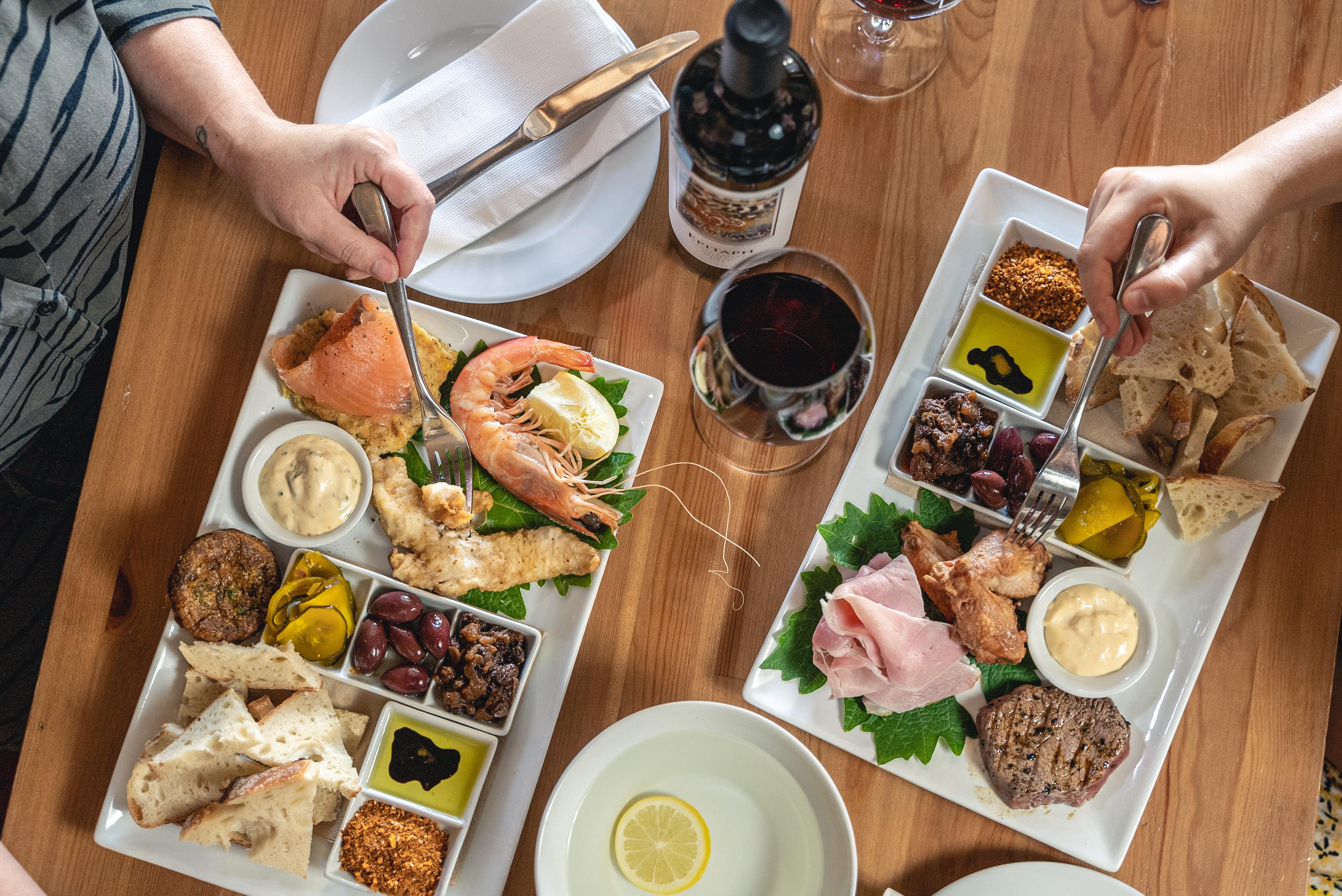 Reillys Wines - Platters