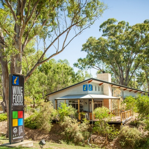Clare Valley Wine, Food and Tourism Centre