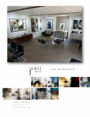 Jen McDonald Art Gallery and Studio