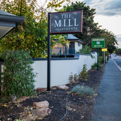 Newer owners and new look for The Mill Apartments