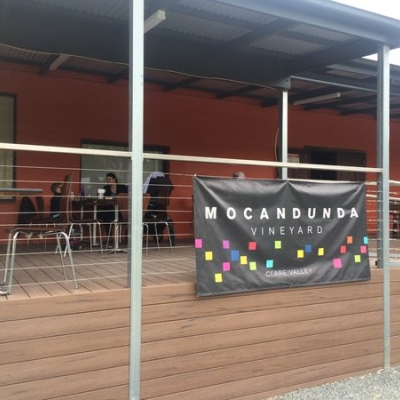 Mocandunda Wines opens Cellar Door and Restaurant