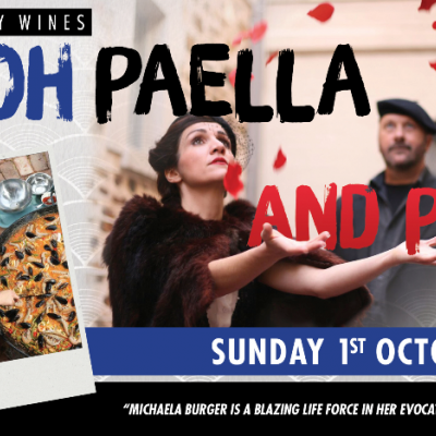 Poh, Paella & Piaf presented by Greg Cooley Wines